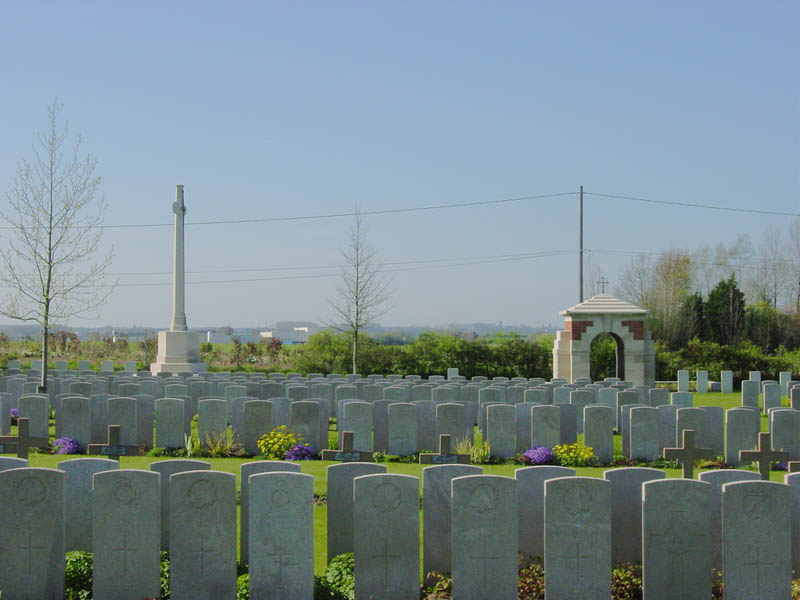 Barlin Communal Cemetery Extension