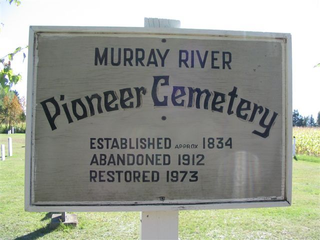 Murray River Cemetery