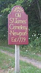 St. James Anglican Cemetery